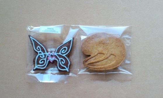 しましっぽクッキー